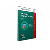 Антивирус Kaspersky Internet Security 2017 Box, 2 ПК лицензия 1 год (KL1941Box17S)