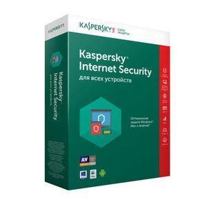 Антивирус Kaspersky Internet Security 2017 Box, Продление, 3 ПК лицензия 1 год Renewal (KL1941N3Box17R)