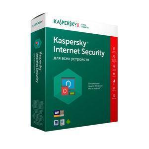 Антивирус Kaspersky Internet Security 2017 Box 5 ПК Базовая, лицензия 1 год (KL1941N5Box17S)