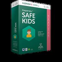 Kaspersky SafeKids 2016 Box 1 ПК, лицензия 1 год (KL1962LUBoxS)