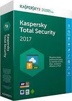 Антивирус Kaspersky TOTAL 2017 Box 3 ПК, лицензия 1 год (KL19192Box17S)