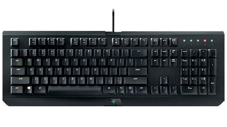 Игровая клавиатура Razer BlackWidow X