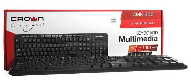 Клавиатура Crown CMK-300 - фото 4