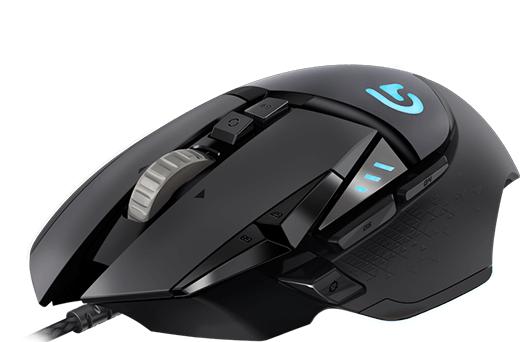 Игровая мышь Logitech G502 Proteus Core