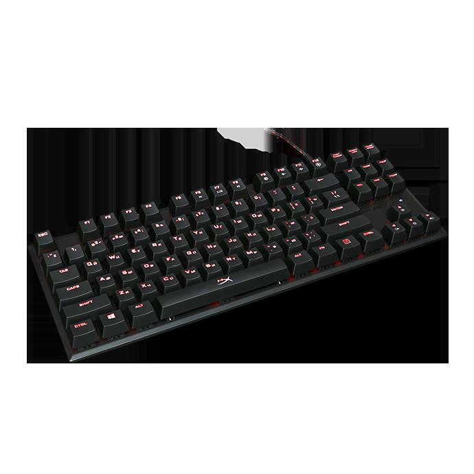 Игровая клавиатура Kingston HyperX Alloy FPS Pro HX-KB4RD1-RU/R1 Cherry MX Red