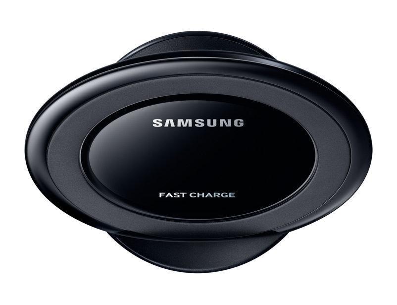 Беспроводное зарядное устройство Samsung EP-NG930 для Samsung Galaxy S8 Plus G955F (черный) - фото 4