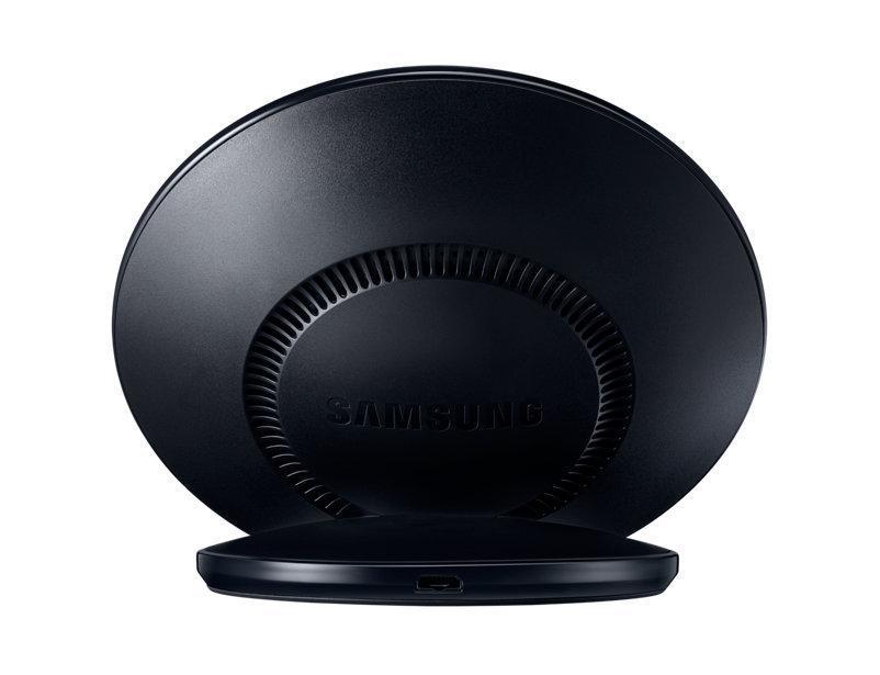 Беспроводное зарядное устройство Samsung EP-NG930 для Samsung Galaxy S8 Plus G955F (черный) - фото 6