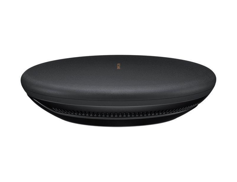 Беспроводное зарядное устройство Samsung EP-PG950 для Samsung Galaxy S8 Plus G955F (черный) - фото 3