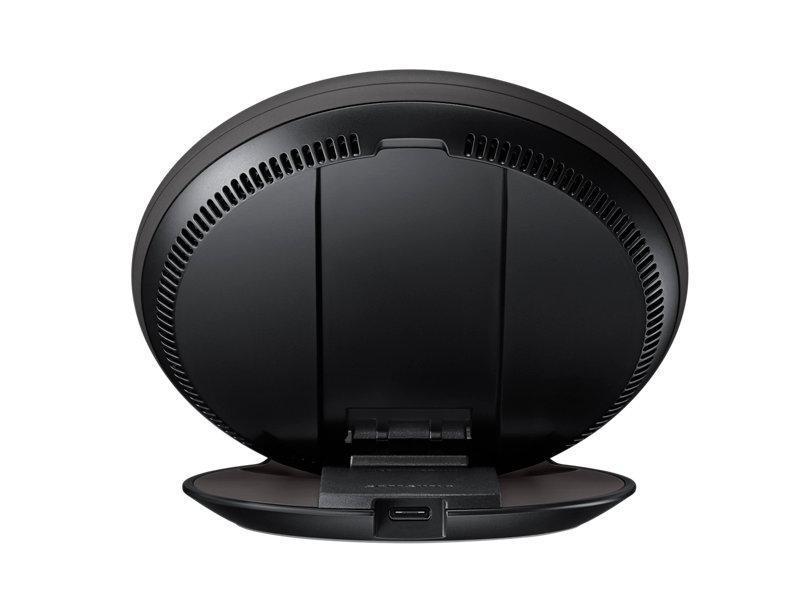 Беспроводное зарядное устройство Samsung EP-PG950 для Samsung Galaxy S8 Plus G955F (черный) - фото 5