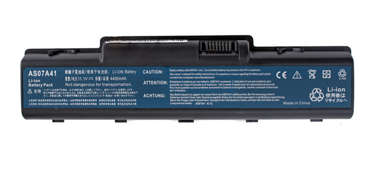 Аккумулятор для ноутбука Acer Aspire 5738DG (11.1V 4400 mAh)