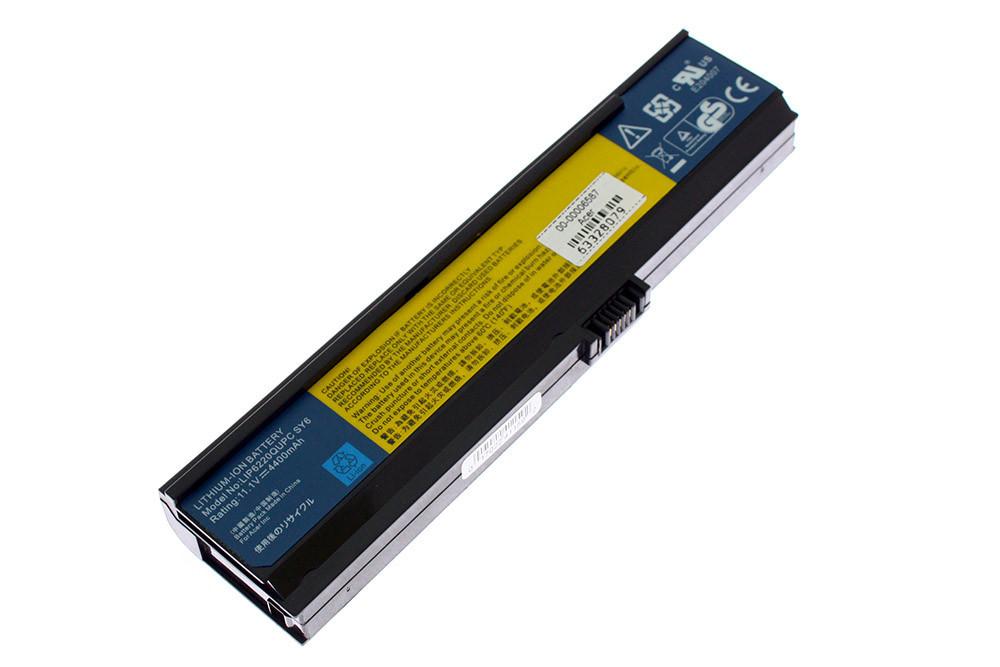 Аккумулятор для ноутбука Acer BATEFL50L6C40 (11.1V 4400 mAh)