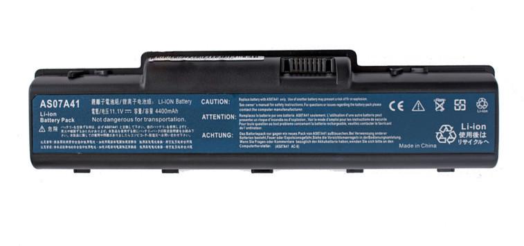 Аккумулятор для ноутбука Acer MS2286 (11.1V 4400 mAh)
