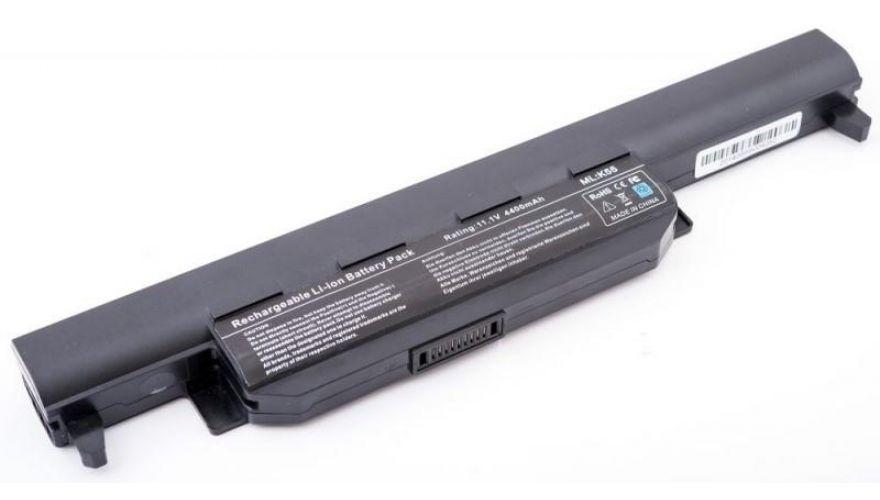 Аккумулятор для ноутбука Asus X55A (10.8V 4400 mAh)
