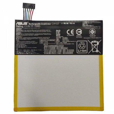 Заводской аккумулятор для Asus Fonepad 7 FE170CG, C11P1327 (3910 mah)