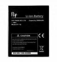 Заводской аккумулятор для Fly F45Q (F45Q, 2000 mah)