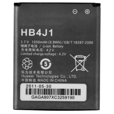 Заводской аккумулятор для Huawei U8150 Ideos (HB4J1, 1050mAh)