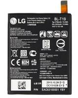 Заводской аккумулятор для LG Nexus 5X (BL-T19, 2620mAh)