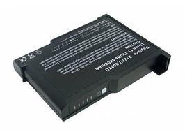 Аккумулятор для ноутбука Dell D5000 (11.1V 6600 mAh)
