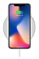Беспроводная зарядка для iPhone X/iPhone 10 (белый), фото 1