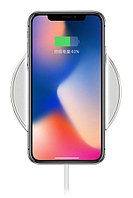 Беспроводная зарядка для iPhone X/iPhone 10 (белый)