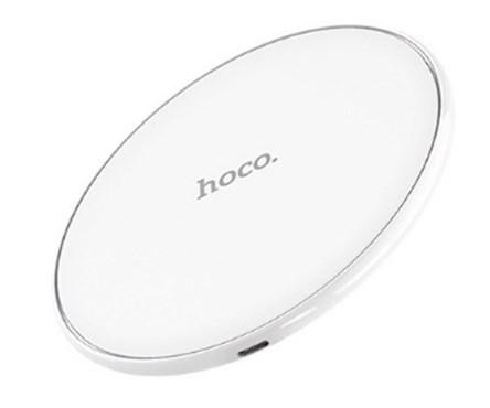 Беспроводное зарядное устройство Hoco CW6 для Samsung Galaxy S8 Plus G955F (белый)