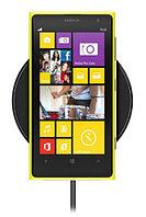 Беспроводная зарядка для Nokia Lumia 1020 (черный), фото 1