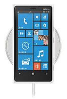 Беспроводная зарядка для Nokia Lumia 830 (белый), фото 1