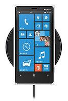 Беспроводная зарядка для Nokia Lumia 830 (черный), фото 1