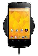 Беспроводная зарядка для Google Nexus 4 (черный), фото 1
