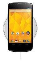 Беспроводная зарядка для Google Nexus 4 (белый), фото 1