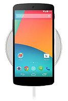 Беспроводная зарядка для Google Nexus 5 (белый)