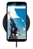 Беспроводная зарядка для Google Nexus 6 (черный)