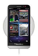 Беспроводная зарядка для BlackBerry Z30 (белый)