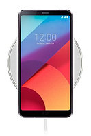 Беспроводная зарядка для LG G6 Plus (белый), фото 1