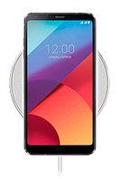 Беспроводная зарядка для LG G6 Plus (белый)