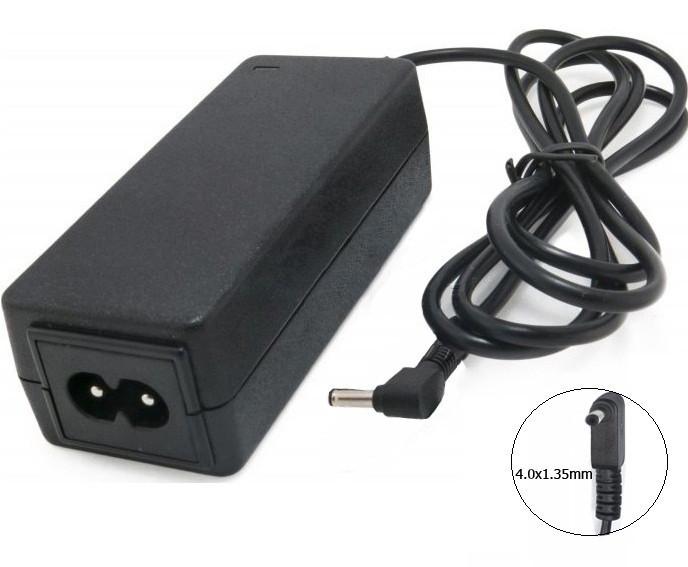 Блок питания для ноутбука Asus X205T 19V 1.75A 33W 4.0x1.35mm
