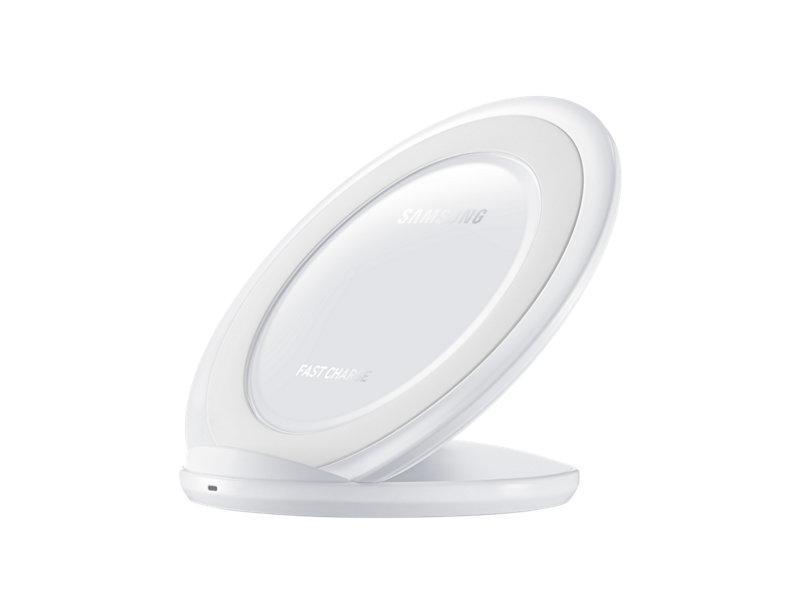 Беспроводное зарядное устройство Samsung EP-NG930 для Samsung Galaxy S9 Plus SM-G965 (белый)