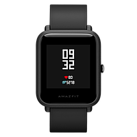 Смарт-часы Xiaomi Amazfit Bip (черные), фото 1
