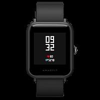 Смарт-часы Xiaomi Amazfit Bip (черные)