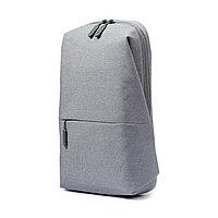 Рюкзак для ноутбуков Xiaomi Urban Leisure Chest (серый)