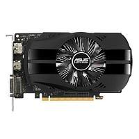 Видеокарта ASUS GeForce GTX1050Ti 4GB 128bit GDDR5 1xHDMI 1xDVI-D 1xDisplay 1292/7008 PH-GTX1050TI-4G