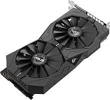 Видеокарта ASUS GeForce GTX1050Ti 4GB 7008Mhz 128 bit DVI HDMI DP STRIX-GTX1050TI-4G-G_x000D_AMING
