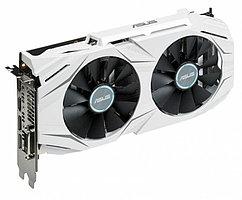 Видеокарта ASUS GeForce GTX1060 6GB 192bit GDDR5 2xHDMI 1xDVI-D 2xDisplay 1809MHz/1594MHz DUAL-GTX1060-O6G Retail