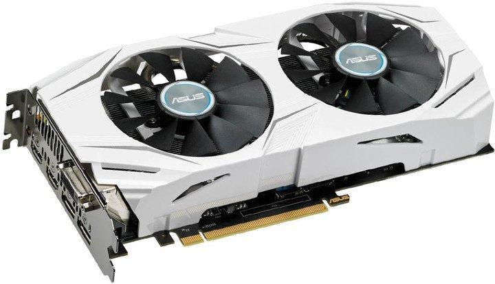 Видеокарта ASUS GeForce GTX1060 6GB 192bit GDDR5 2xHDMI 1xDVI-D 2xDisplayPort EX-GTX1060-6G