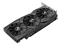 Видеокарта ASUS GeForce GTX1060 6Gb 192bit GDDR5 DVI-D HDCP HDMI 3xDP STRIX-GTX1060-6G-GAMING