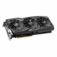 Видеокарта ASUS GeForce GTX1080Ti  11GB 352bit DVIx1 HDMIx2 DPx2 7680x4320 Частота памяти : Базовая-11010Mhz, Режим Разгона - 11100МГц CPU в режиме