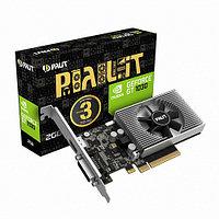 Видеокарта PALIT GT1030 2GB DDR4 64-bit PCI-E3.0x4 HDMI2.0 DVI PA-GT1030 2G D4