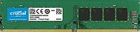 Оперативная память 8GB DDR4 2400 MHz Crucial PC4-19200 Unbuffered NON-ECC 1.2V CT8G4DFS824A