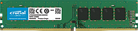 Оперативная память 16GB DDR4 2400 MHz Crucial PC4-19200 CL=17 Dual Ranked x8 based Unbuffered NON-ECC 1.2V CT16G4DFD824A
