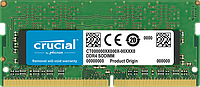 Оперативная память для ноутбука 4GB DDR4 2400 MHz Crucial PC4-19200 SO-DIMM1.2V CT4G4SFS824A